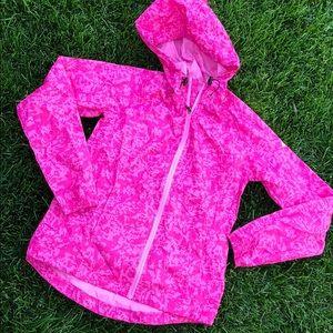 ASICS Pink Packable Jacket